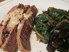 Family Chow 5/10/13 - With Steak Au Poivre Recipe