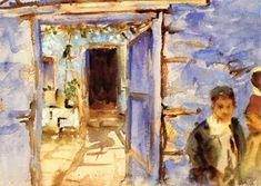 ART & ARTISTS: John Singer Sargent - part 13