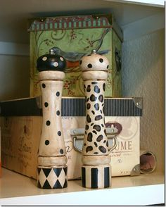 salt and pepper shakers how to