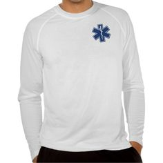 EMT Paramedic EMS Star of Life Shirts