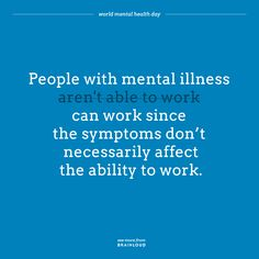 Mental Health Awareness Day, Mental Health Day, Mental Health Problems, Mental Illness, Sayings, Lyrics, Mental Health, Quotations, Idioms