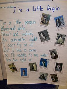 P-Penguin: Penguin Poem/Song