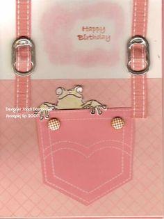 Pocket Birthday Froggie