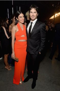 Nikki Reed and Ian Somerhalder at #ArtofElysium Heaven Gala 01/09/16