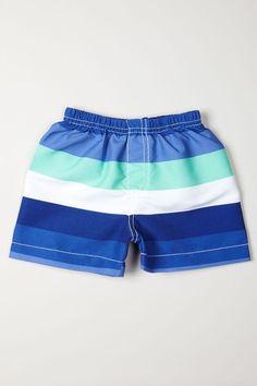 Stripe Swim Trunk on HauteLook