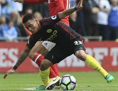 Blog Esportivo do Suíço:  Jesus marca e evita derrota do City; Chelsea vence com gol de Willian