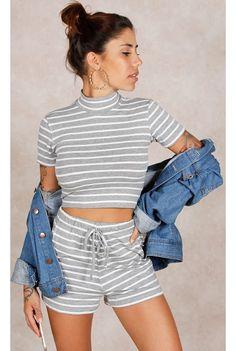 Conjunto Must Have Branco Fashion Closet - fashioncloset