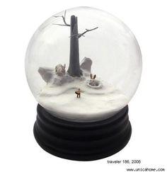 Snow Globes :):