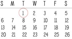 Coverage Dates