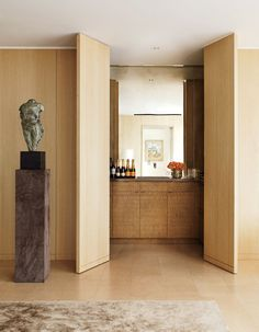 Contemporary Kitchen by Rees Roberts + Partners and Steven Harris Architects in New York, New York