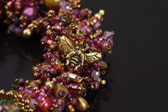 fun bracelet  cute little bee