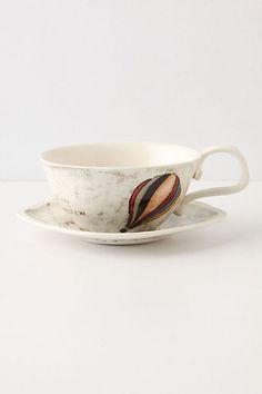 Curious Deciduous Cup #anthropologie
