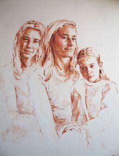 Mama e hijas - M Isabel Barros Alcalde