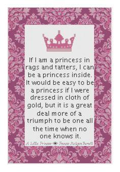 --A Little Princess--