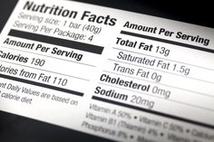 How to Find the Nutritional Value of Your Favorite Foods?