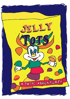 Jelly Tots sweets