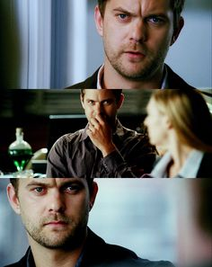Joshua Jackson - Peter Bishop is the best part of Fringe.  jjh