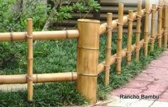 Einfache Pergola-Pläne - - Einfaches Pergola-Pläne-Haus, Einfache Pergola-Pläne - - Einfaches Pergola-Planungshaus There are various things that can finally complete the garden, just like an oldtime light picket wall or perhaps a garden over. Bamboo Crafts, Bamboo Fence, Pergola Designs, Plan Design, Garden Bridge, Home Projects, Planer, Landscape Design, Modern Pergola