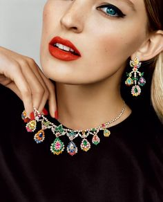 Original Treasures: Ymre Stiekema By Alasdair Mclellan For Vogue Japan December 2013