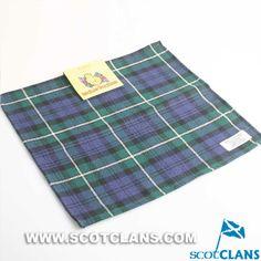 Clan Forbes Tartan H