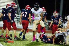 10-20-14 Farmington high school JV football #Missourisports #sportsphotography