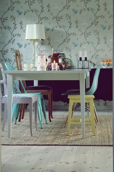 different dining room chairs