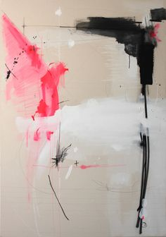 Love the #colorpalette # and #paint in this artsy piece by Federico Saenz-Recio