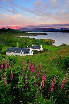 The Steadings, Isle of Mull, Scotland