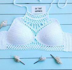 Мы притягиваем в свою жизнь все то, о чем думаем. #crochet_happiness_топы #croptop#crochettop#handmade #instacrochet#топкрючком#вяжутнетолькобабушки#крючком