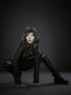 Selina Kyle (Cat Girl)  (Gotham TV Series)