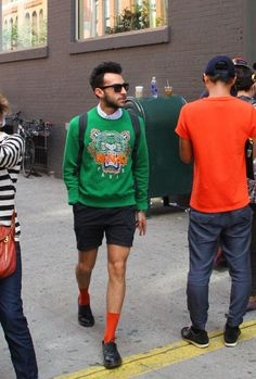 Should get my very first Kenzo sweater sooner before autumn really comes!