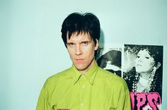 Gilbert Blecken: Lux Interior of The Cramps