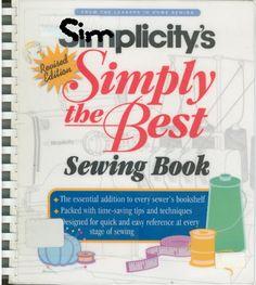 simplicity sewing book - costurar com amigas - Álbuns da web do Picasa...THIS IS A FREE BOOK!!