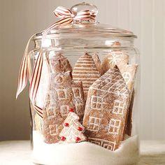 De leukste gingerbread huizen