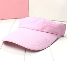 Tennis Hat. Beach HatsHats For WomenVisor CapSun ... 9989425e6694