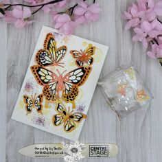 Beauty Abounds for Spring Fling What To Make, Give It To Me, Brusho, Bee Cards, Nails Inc, Ink Color, Blank Cards, Dragonflies, Soft Colors