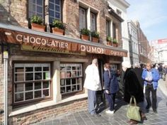 Photos of Dumon Chocolatier, Bruges - Attraction Images - TripAdvisor Bruges, Vacation Trips, Day Trips, Day Trip From Paris, Travel Photos, Travel Tips, Attraction, Travel Memories, Trip Advisor
