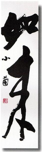 "Syoko Kanazawa : Nyorai""如来"""