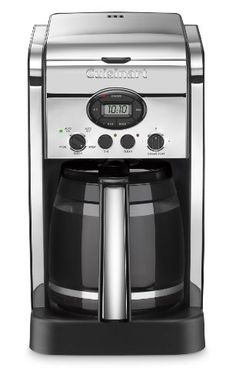 Cuisinart DCC-2600CHFR 14 Cup Brew Central Coffee Maker (Certified Refurbished)