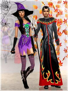 Halloween Advent 2016