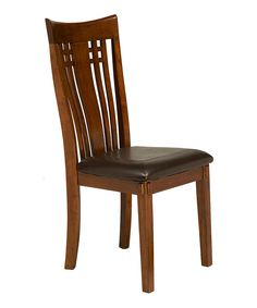 Look at this Silverton Side Chair - Set of Two on #zulily today!