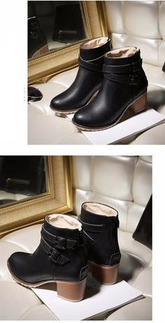 9193e54219f Vintage Europe Star Fashion High Heels Ankle Boots. New ShoesLace Up ...