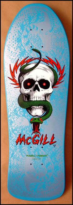 88 Powell and Peralta Mike McGill Skull and Snake