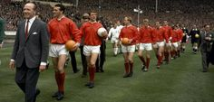 Manchester United 1963 FA Cup Final