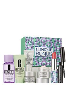 € 18,00 CLINIQUE - CLINIQUE + JONATHAN ADLER Jonathan Adler, Mascara, Clinique, Eyeshadow, Nail Polish, Lipstick, Cosmetics, Purple, Gifts