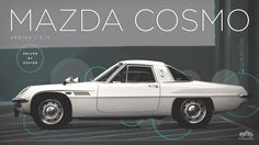 Driven by Design: Mazda Cosmo 110S - Photography by Otis Blank for Petrolicious