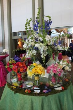 Flowers by Carey Roberts Design Co.
