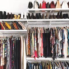 Clean Your Closet Like Marie Kondo