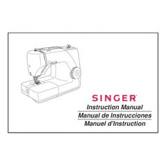 singer 514 sewing machine instruction manual instruction manual rh pinterest com au Printable Singer Sewing Machine Manuals Singer Sewing Machine Owners Manual