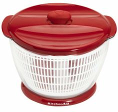 I just blogged at Home and kitchen Appliances - Buy Kitchenaid Classic Plastic Salad Spinner, Red Promo Offer #HomeKitchen, #KitchenDining, #KitchenAid, #KitchenUtensilsGadgets, #KitchenAid, #MixerPartsAccessories, #SmallApplianceParts, #Spinners Follow :   http://howdoigetcheap.com/28160/buy-kitchenaid-classic-plastic-salad-spinner-red-promo-offer/?utm_source=PN&utm_medium=pinterest&utm_campaign=SNAP%2Bfrom%2BHome+and+kitchen+Appliances